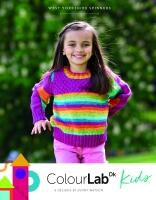 WYS ColourLab Kids Booklet von Jenny Watson