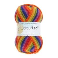 West Yorkshire Spinners ColourLab DK Striped Prints