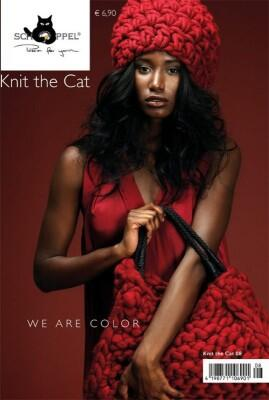 Schoppel Wolle Knit the Cat Nr. 08 - We are Color