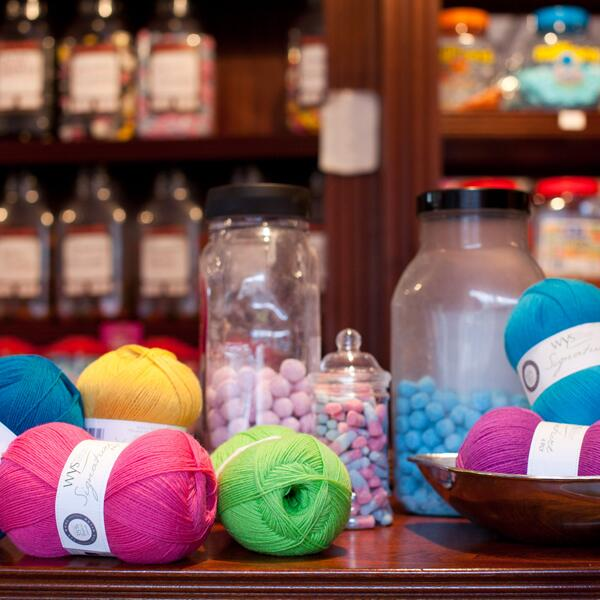 "West Yorkshire Spinners Signature 4ply ""Sweet Shop"""