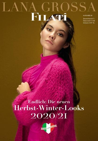 Filati Journal No. 60 - Die neuen Herbst-Winter-Looks 2020/21