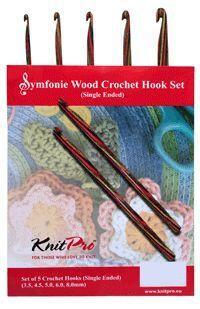 KnitPro Symfonie Wood Nadelspiel 3,0 mm 20cm