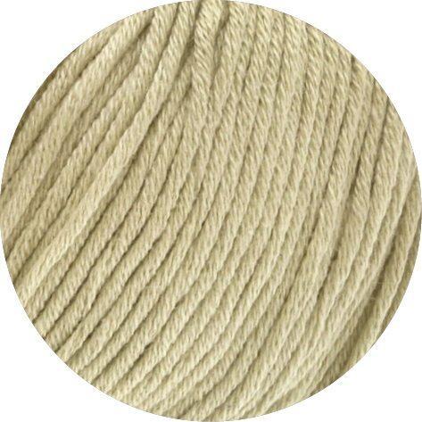 Lana Grossa 103 hellpetrol 50 g Fb Organico Wolle Kreativ