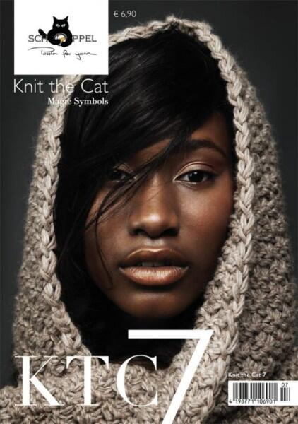Schoppel Wolle Knit the Cat Nr. 07 - Magic Symbols